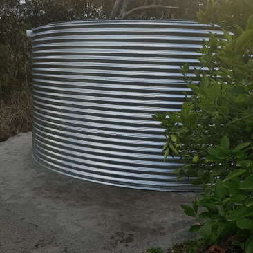 Rainwater tank for Mylor SA