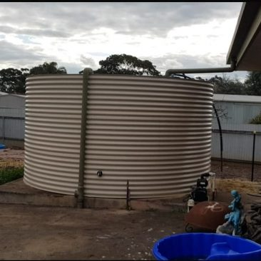 New Aquaplate Rainwater Tank Nuriootpa SA