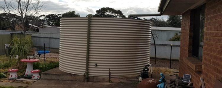 New Aquaplate Rainwater Tank Nuriootpa SA